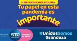 Protección de los jóvenes contra la pandemia.