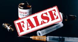 Alertan sobre venta de vacuna apócrifa de COVID-19.