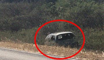 Es identificada la persona asesinada en la carretera Tarimoro-Acámbaro.