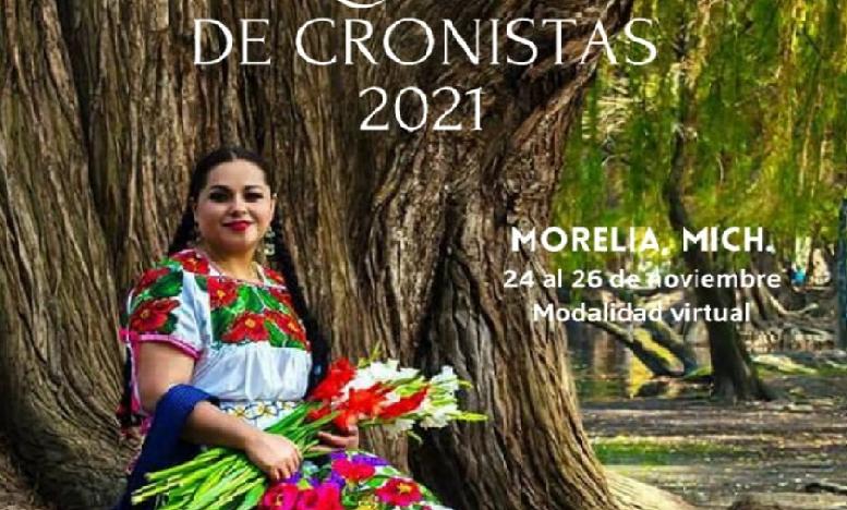 Cronistas anuncian el  3er. Coloquio Virtual 2021; será nacional