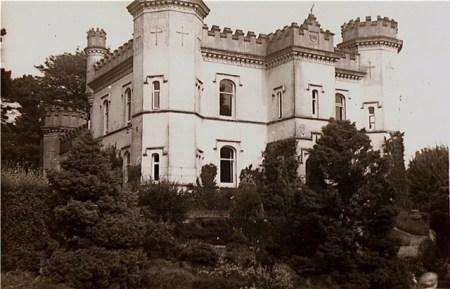 Castle House, où nous vivions au moment de ma naissance.