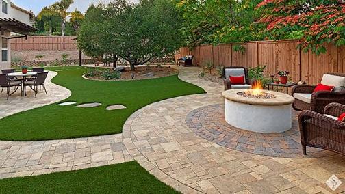 should install a paver patio