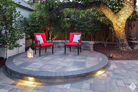patio paver designs ideas installation system pavers