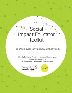 Social-Impact-Educators-Toolkit--Impact-Gaps-Canvas-&-Map-the-System