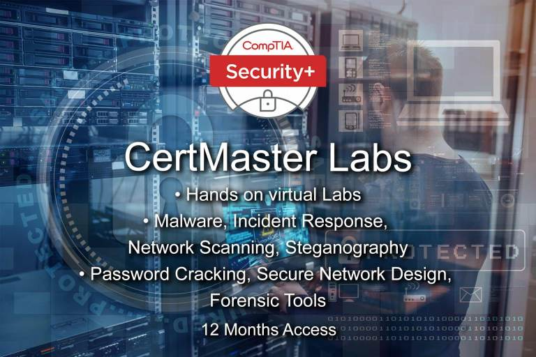 Security+ CertMaster Labs 1280 clean