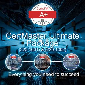 Complete self-study kit for CompTIA A+ 220-1001 & 220-1002