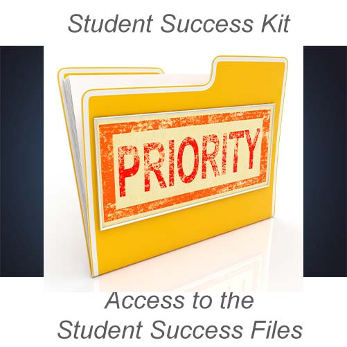 Student Success Kit Files