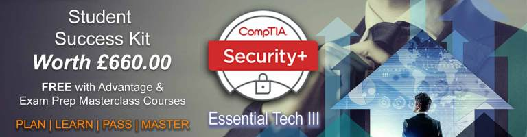 FREE CompTIA Security+ Success Kit for SY0-601