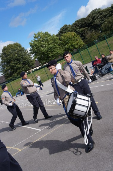 TYMBA Leek Band Competition 2013