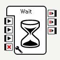 ロボット【Pepper(ペッパー)】Waitボックス拡張