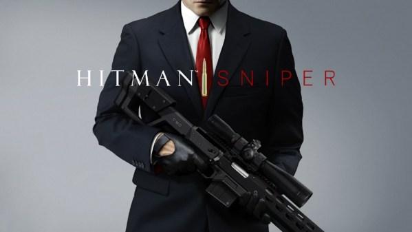 hitman snipper
