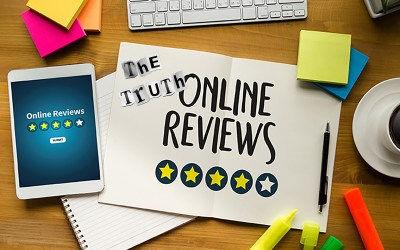 Online Reviews: Why you should NEVER Trust them.