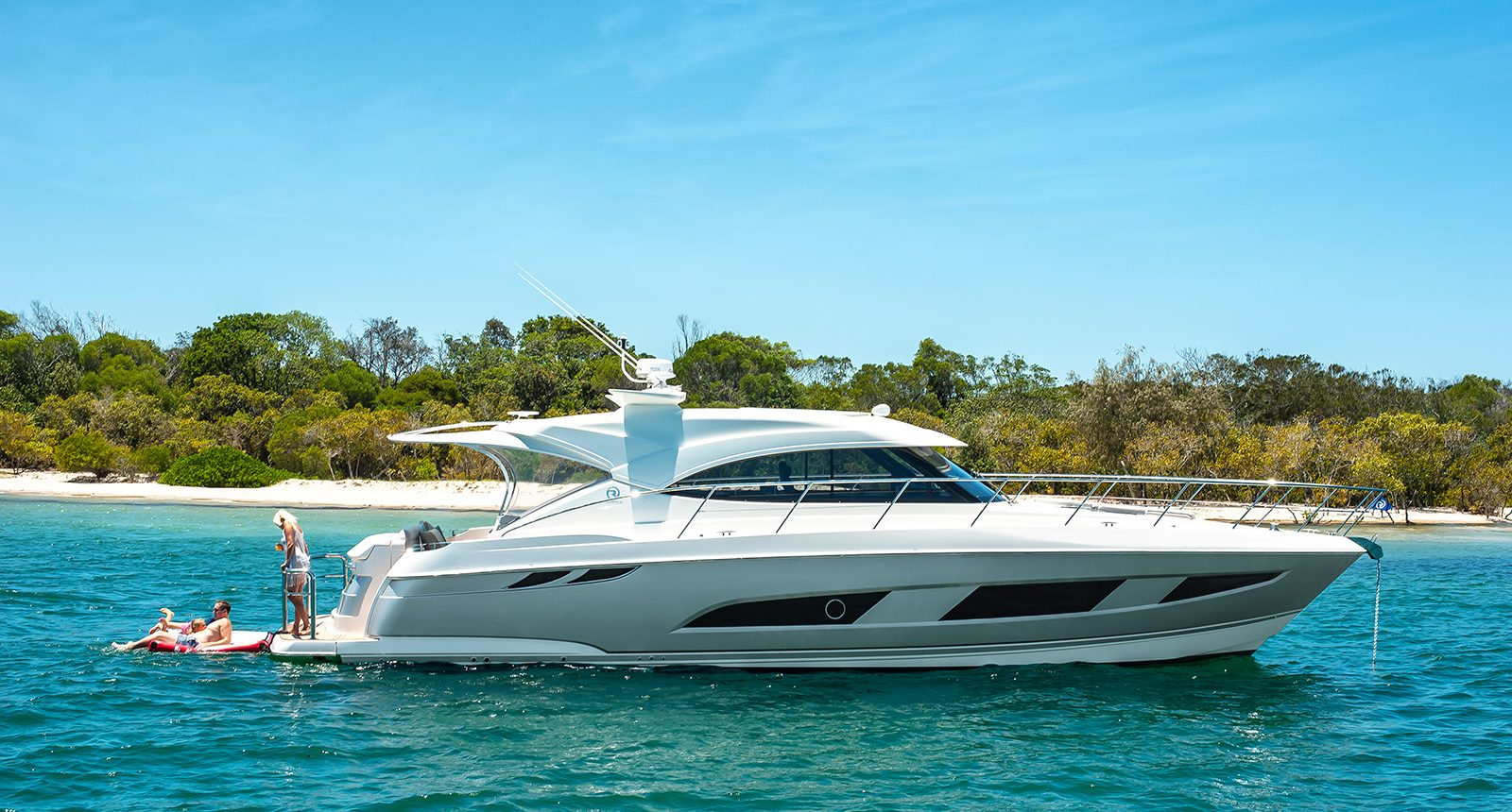 Riviera 4800 Sport Yacht For Sale SYS Yacht Sales