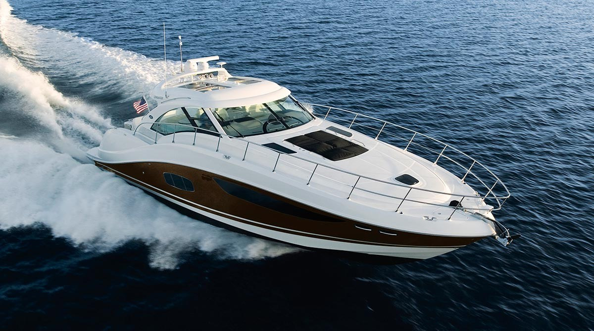 Used Sea Ray Yachts For Sale View Yachts SYS Yacht Sales