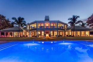 Lit from Within The home is currently for sale. Originally priced at $72 million, it's now listed at $62.5 million.