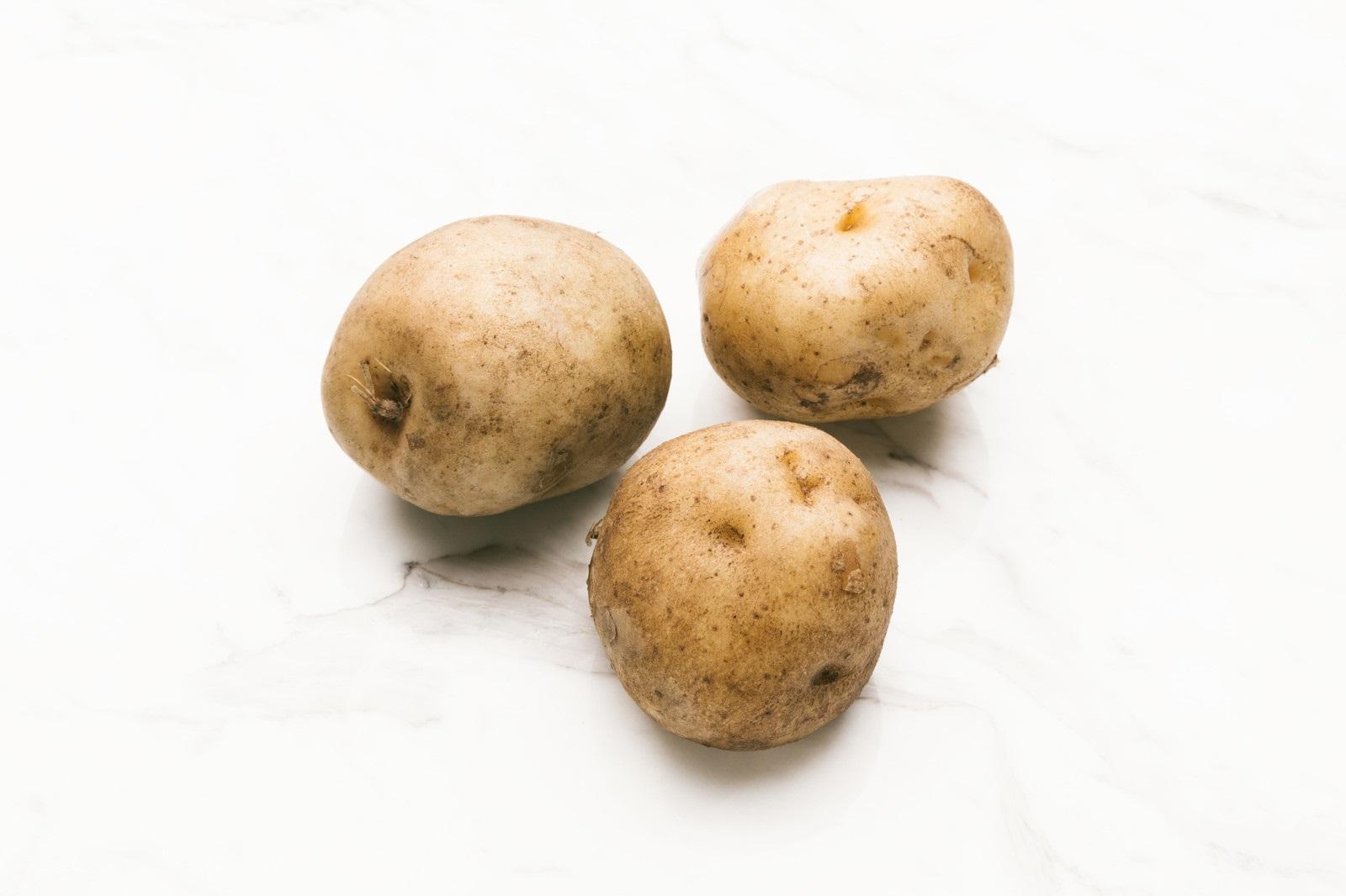 新ジャガイモの下処理の仕方