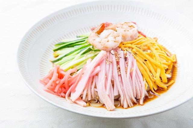 関東の冷やし中華と関西の冷麺の違い
