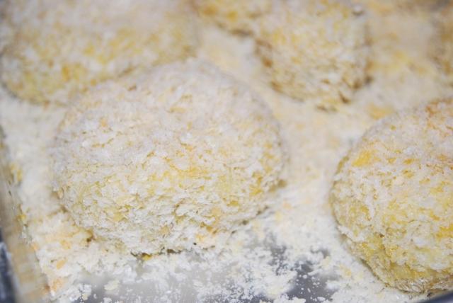 生パン粉の使い方