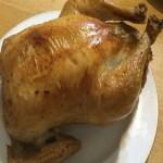 丸鶏のローストチキンかターキーどっち?焼き方と詰め物にソースも