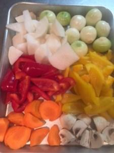 ピクルス野菜