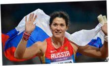 """Олимпийская """"чемпионка"""""""