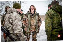 Приехал убивать украинцев