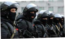 Напали на приемную ФСБ