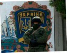 В Крыму увольняют военных