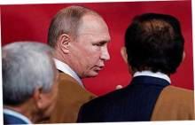 Тонко троллят трусливого Путина