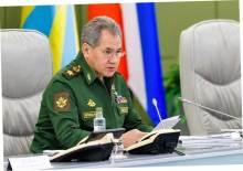 Министр обороны РФ отчитался