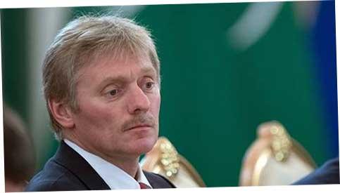 пресс-секретарь Песков