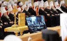Патриарха в1945 году избирали агенты НКГБ