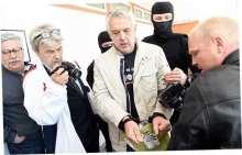 В Латвии арестовали