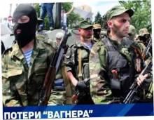 """О численности наемников """"ЧВК Вагнера"""""""