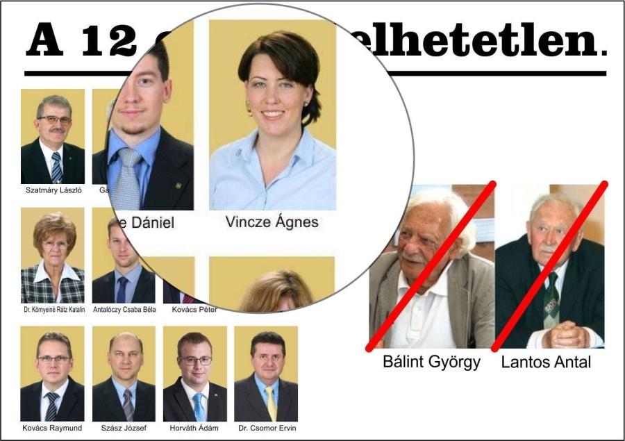 Még tizenegy másik fővárosi fideszes is leszavazta a százéves Bálint gazda díszpolgári címre való felterjesztését, de Vincze Ágnes még ennél is többet tett a hazáért.