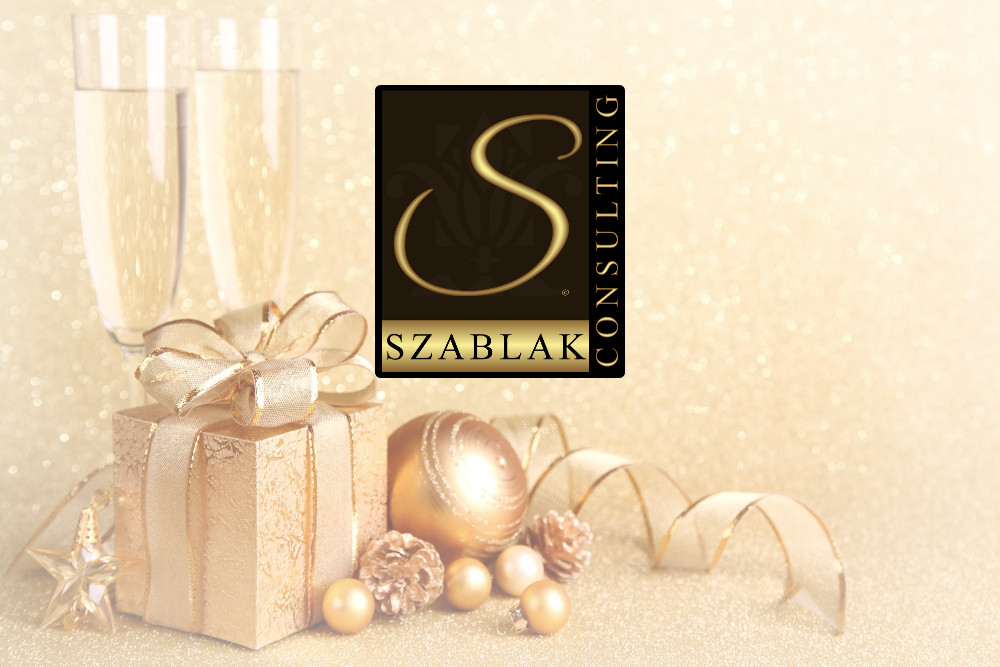 A Happy Holidays from Szablak Consulting