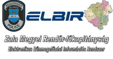 ELBIR hírlevelek 2021. – Zala
