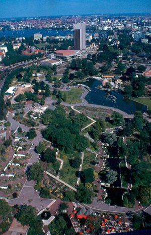Hamburg Parkok