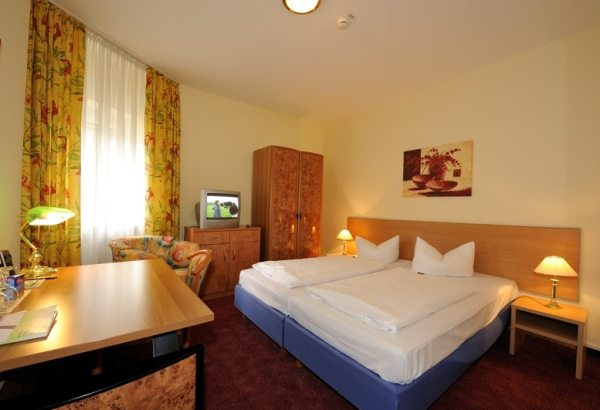 Rhein Neckar Hotel Doppelzimmer-Standard