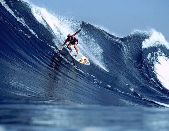 extrém hullámok