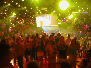 Disco, szórakozóhely el Alebrije