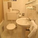 hotel fürdőszoba