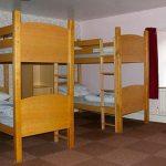Hostel ágyak