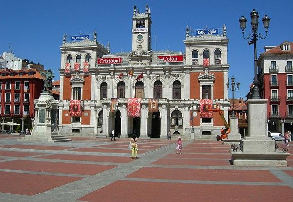 Valladolid Spanyolország