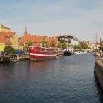 Koppenhága vízpart