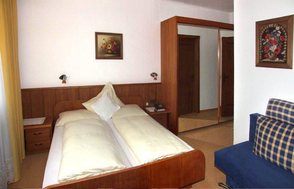Matzelsdorfer Hof szoba