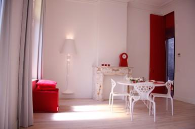 Lakosztály - suite