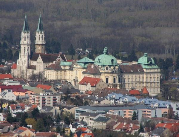 Klosterneuburg belvárosi katedrális templom