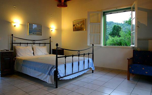 Skopelos apartman szállás szoba - mint egy szálloda