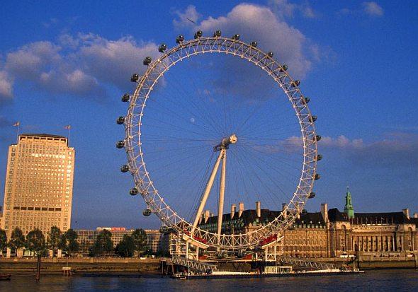 London Eye kerék
